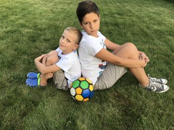 Шорти для хлопчиків-горобчиків