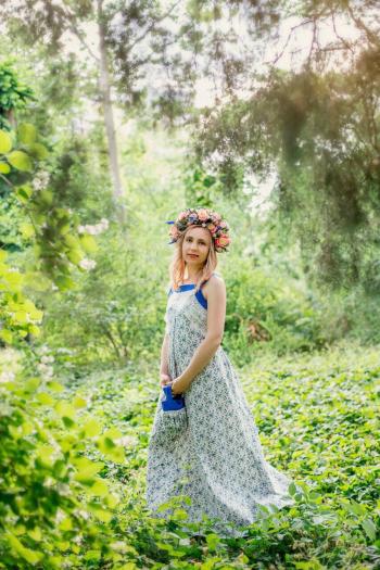 Сукня до пікніка
