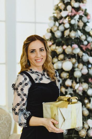 Шиємо новорічну сукню 3