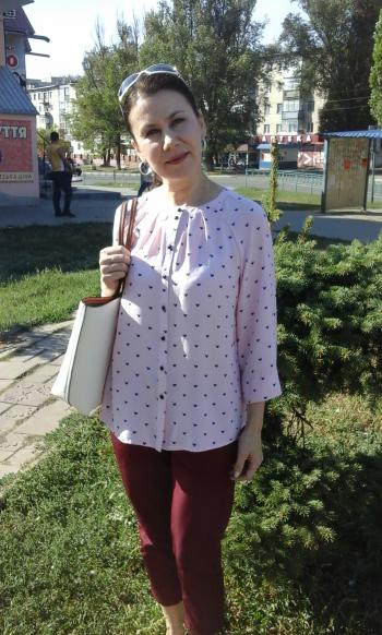 Блузка в мишках
