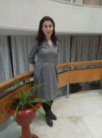 Сукня з трикотажу