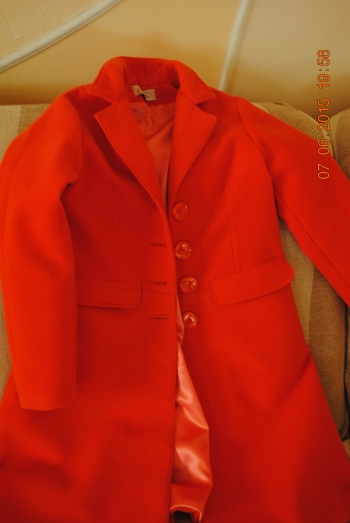 Пальто для донечки