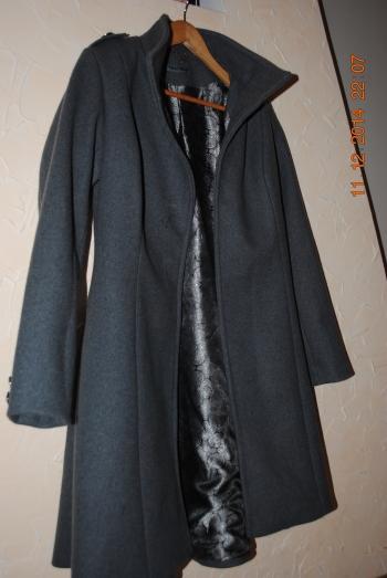 Пальто - шинелька