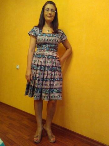 Плаття у стилі ретро
