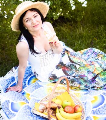MAXIсукня на пікнік