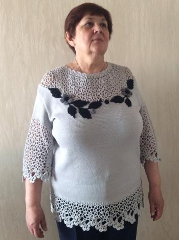 Плетена туніка