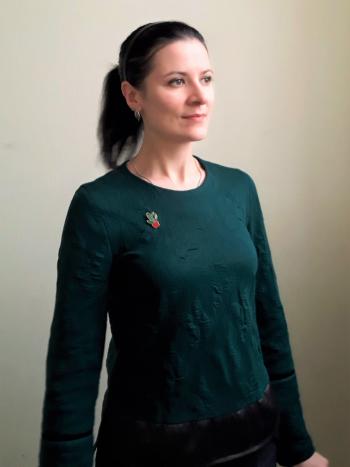 Базовий пуловер