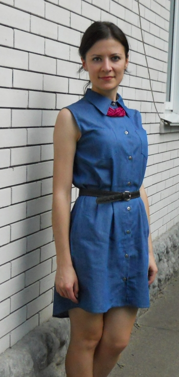 Сукня-сорочка 6/2012 № 103