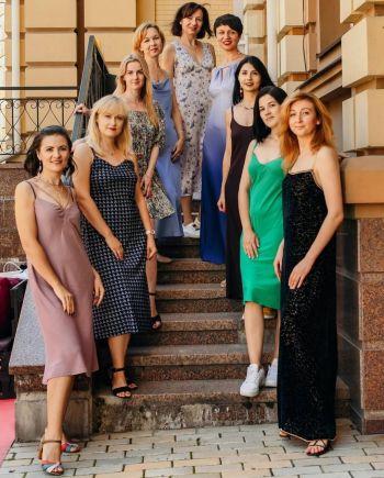 Сильні сукні-комбінації від Fashion Capital UA