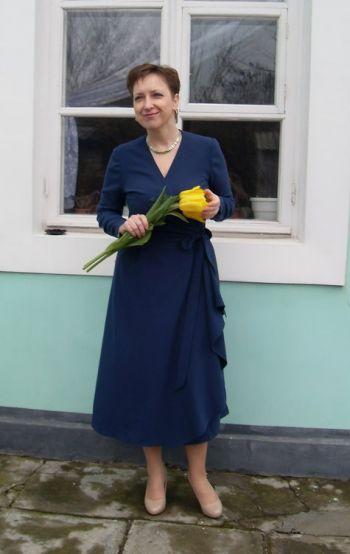 Сукня для жіночої вечірки