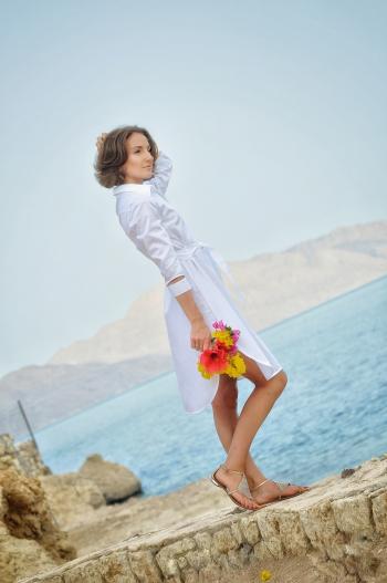 Сукня - сорочка