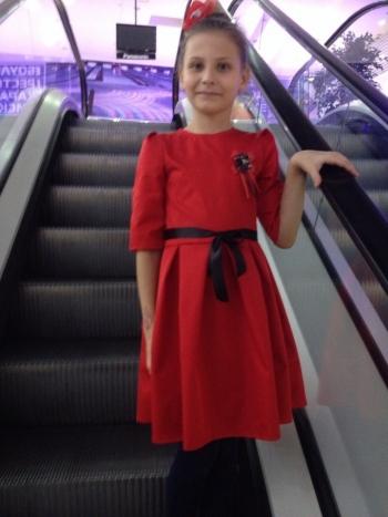 Сукня для донечки