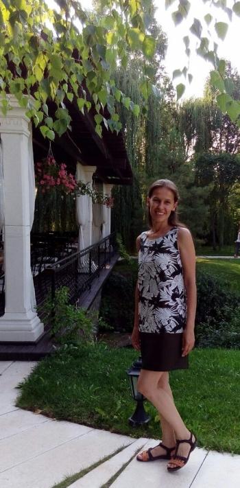 Сукня - тропічний камуфляж