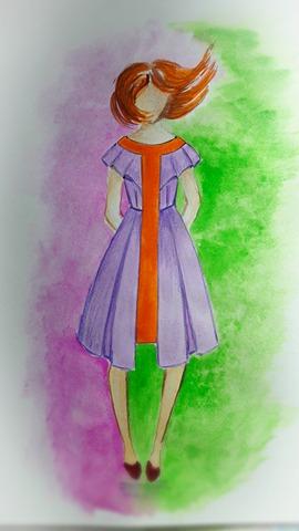Сукня для #мріядизайнера :)