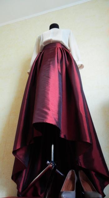 Блуза та спідниця в стилі Dior