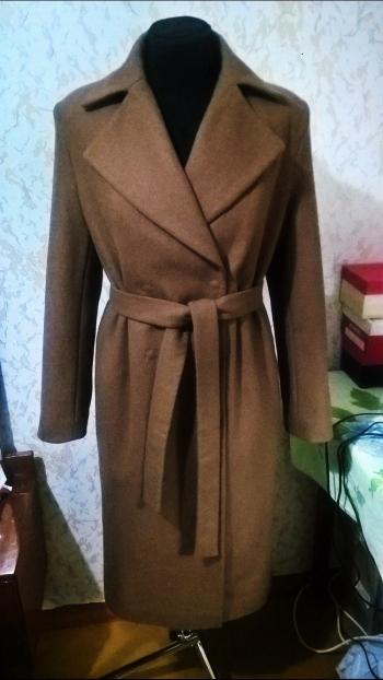 Зимове пальто