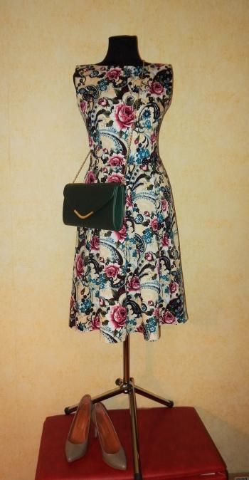 Сукня бавовняна