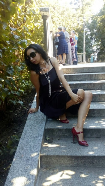 #хочувжурнал Маленька чорна сукня