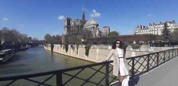 "Пальто ""Весна в Парижi"""