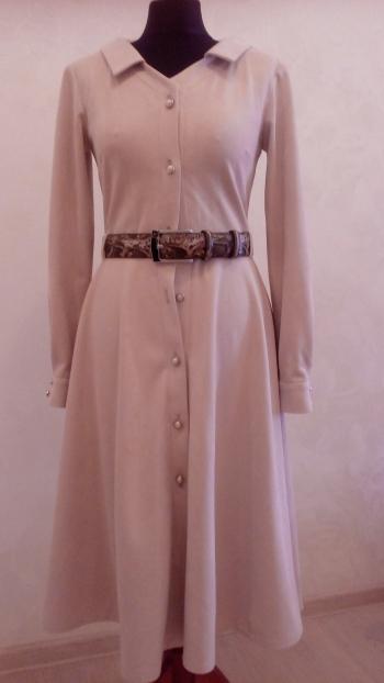 Сукня-сорочка для клієнтки