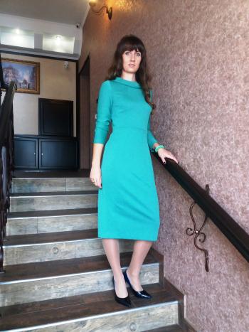 Сукня в стилі 60-х