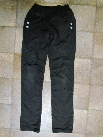 Реставрація утеплених брюк
