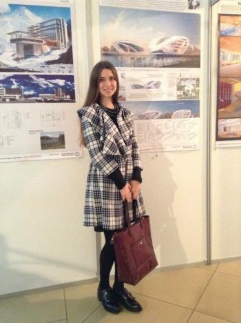Пальто для архитектора