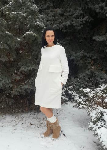 Сукня із колекції JC de Castelbajac