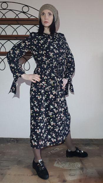 Бабусина сукня