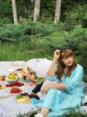 Сукня на пікнік