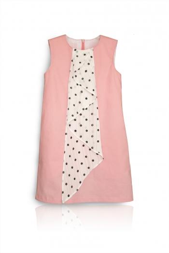 """Літня сукня для дівчинки """"Рожевий настрій"""""""