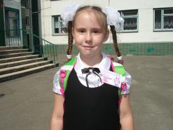 Блузочка для школи