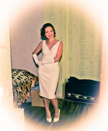 Моя весільна сукня