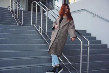 Пальто #хочувжурнал