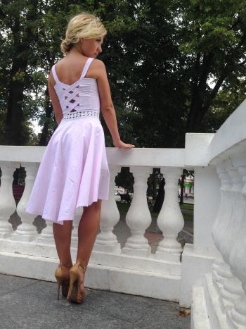 Сукня ніжна фея ))