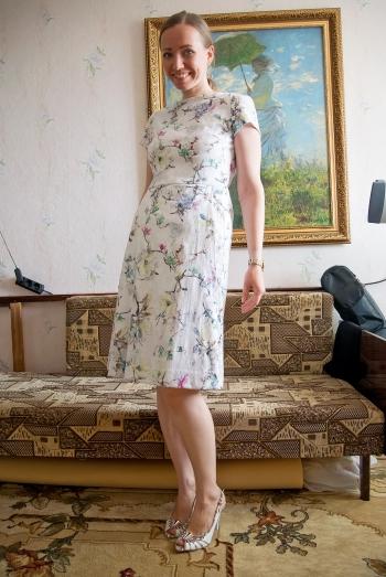 Сукня - літня класика