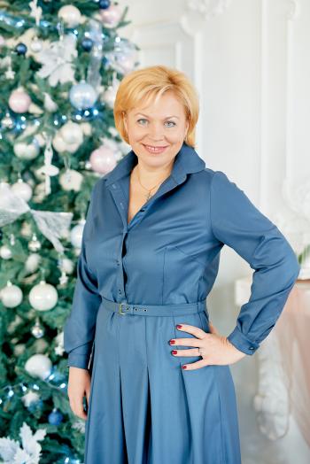 Сукня із зимового шовку