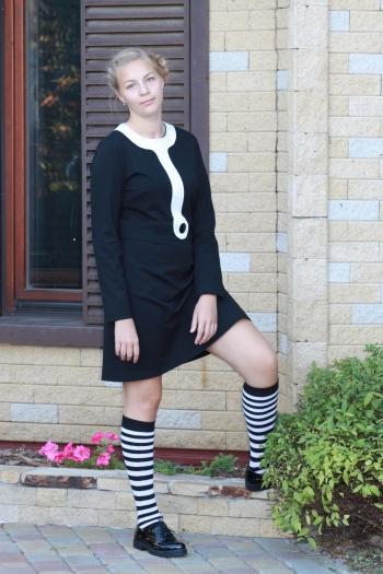 Шкільна колекція 2016. Сукня