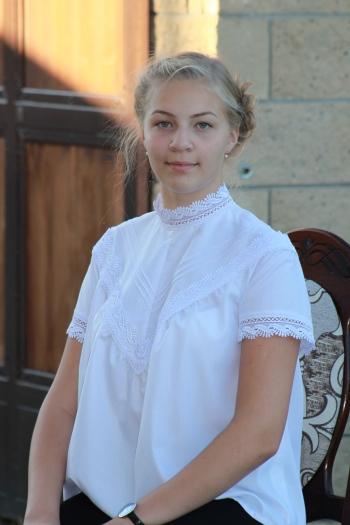 Стара-нова блузка