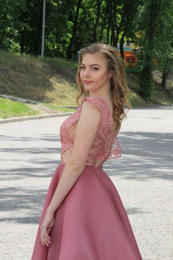 Сукня для шкільного вальсу