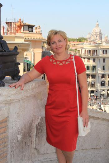 Сукня для вічного міста Рим