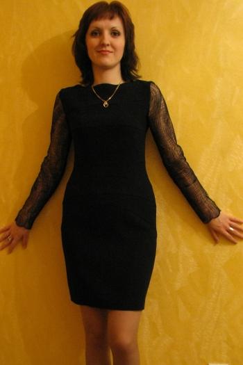 Вечірня сукня 09/2010 122