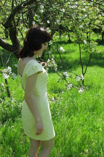 Жакардова сукня 05/2014 114В
