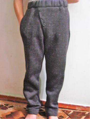 Майже класичні брюки