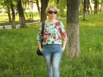 Блузка - весняне натхнення