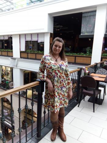 Метелики, або сукня - весняний антидепресант