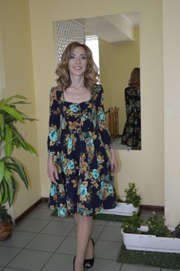 Сукня з обкладинки
