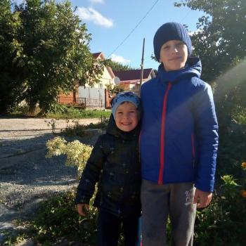 Осінні куртки для синів