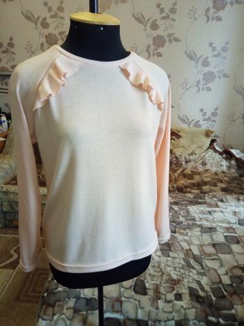 Пуловер - подарунок собі на 8 Березня:))