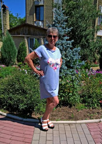 Сукня для мами